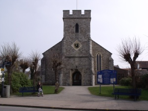 St Alphege, Whitstable
