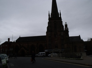 St. Peter's, Hereford