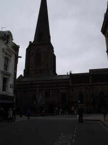 All Saints, High Street, Hereford