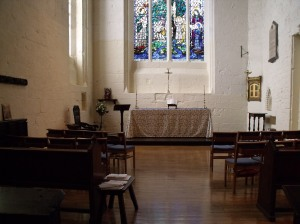 Lady Chapel, All Saints