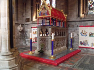 St Thomas Cantilupe's Shrine