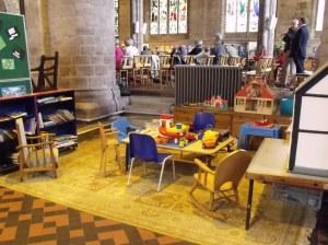 Priory childrens area
