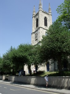 St. John the Baptist, Windsor