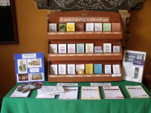 Welcome leaflets