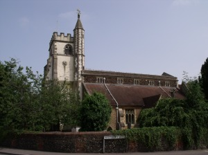 All Saints Wokingham
