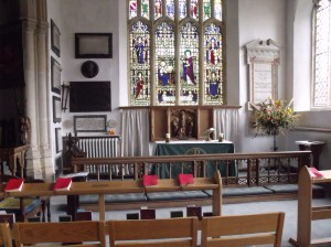 The Trinity Chapel at Aldeburgh