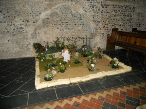 Easter Garden at Watlington