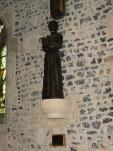 St. Leonard statue