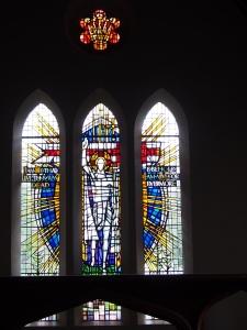 Stunning West Window