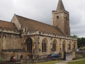 Holy Trinity, Bradford on Avon